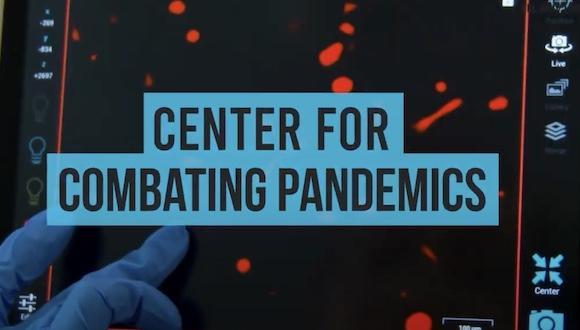 Впервые в мире: ТАУ открыл междисциплинарный центр по борьбе с пандемией