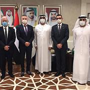 Совместный израильско-эмиратский институт водных исследований откроется в Абу-Даби, ОАЭ